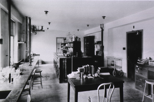 <p>Laboratory in general hospital.</p>