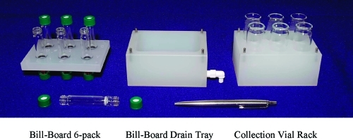 Bill-Board equipment for Distributed Drug Discovery.