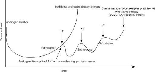 Figure 5 androgens as therapy for androgen receptor