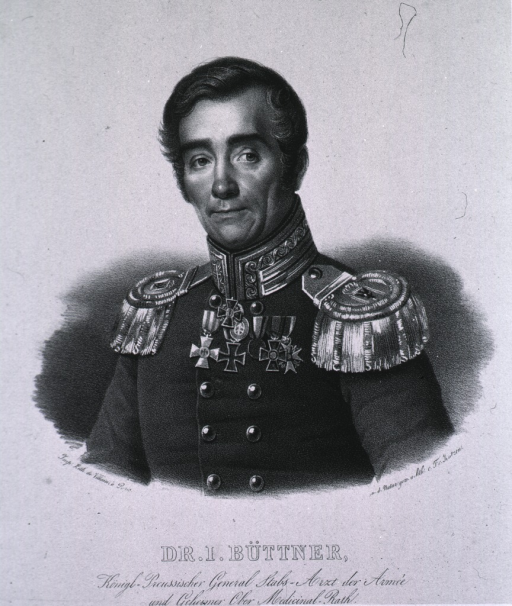 <p>Head and shoulders, front, in uniform.</p>