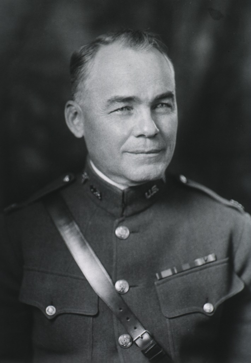 <p>Head and shoulders, full face; in uniform.</p>