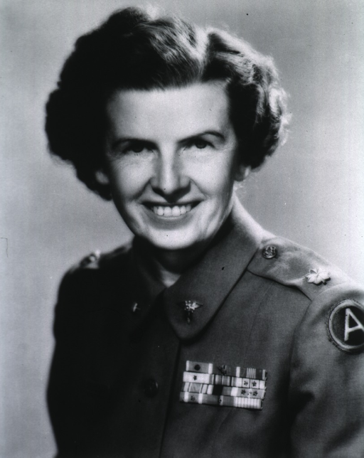 <p>Head and shoulders, full face, wearing uniform (lt.-col), smiling.</p>