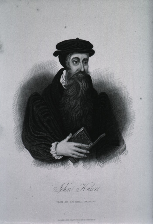 <p>Half-length, right pose, full face; long beard, holding book with one hand.</p>