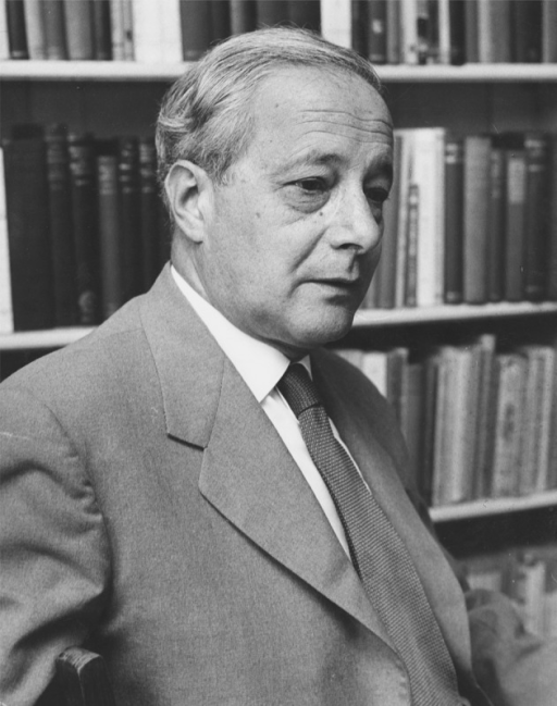 Professor Michael Polanyi, F.R.S. From the Michael Polanyi Papers, Special Collections Research Center, University of Chicago, Box 45, folder 3