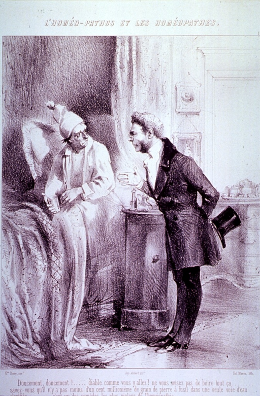 <p>A physician is consulting with a patient at bedside.</p>