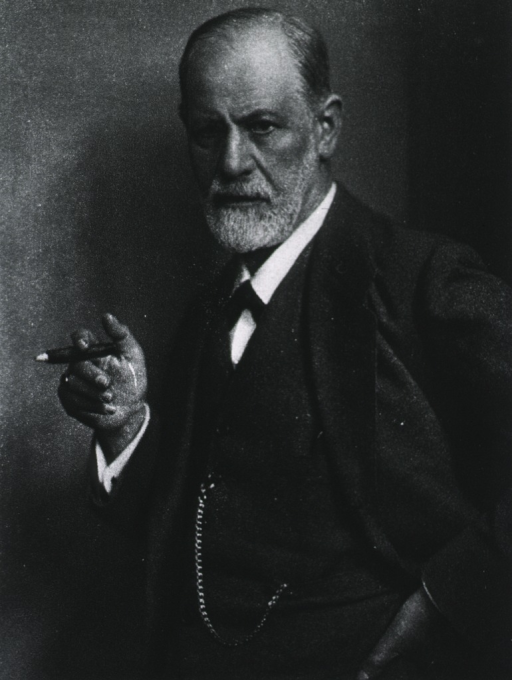 <p>Half-length, standing, left pose, full face, holding cigar in right hand.</p>