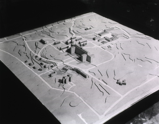 <p>Relief map of NIH.</p>