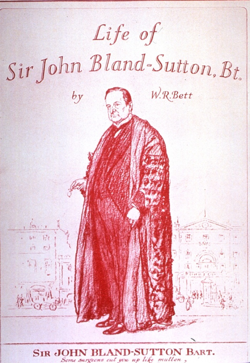 <p>Full length, standing, full face, body to left, wearing academic robe.</p>