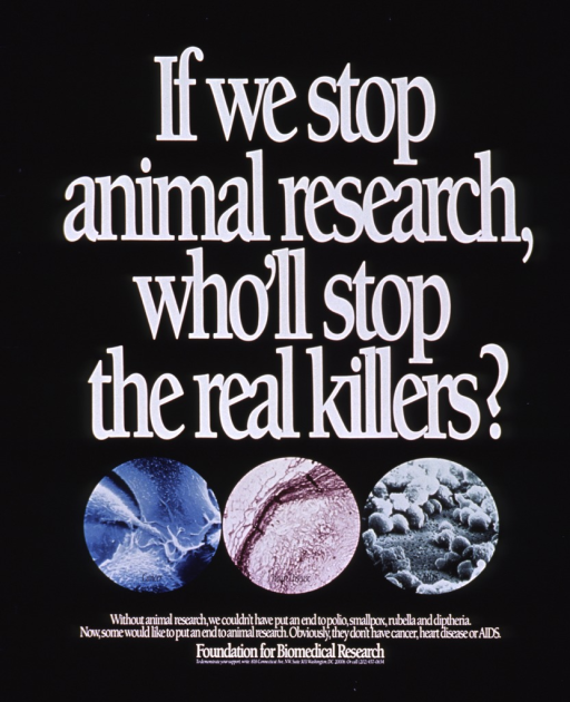 is animal testing for scientific purposes really necessary