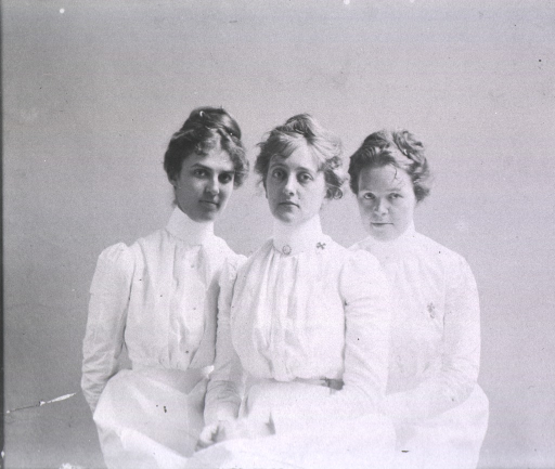 <p>Contract nurses (without caps).</p>