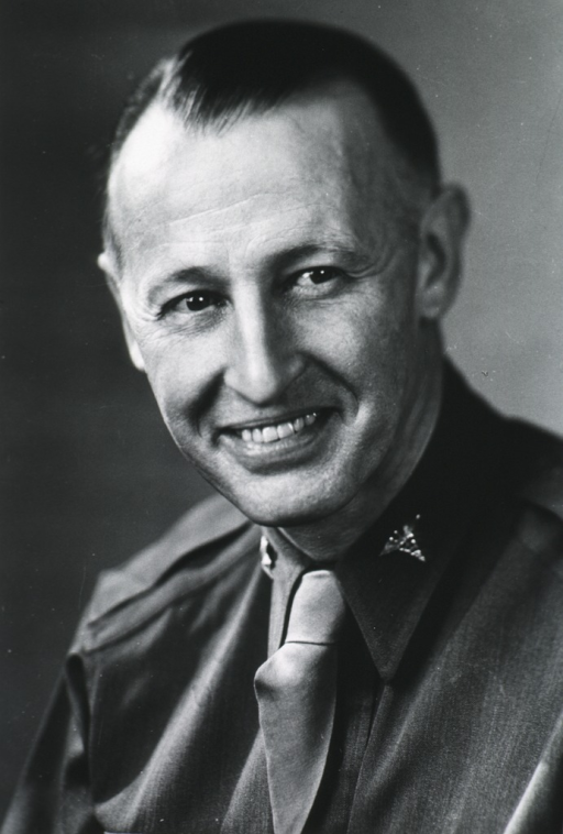 <p>Head and shoulders, full face, in army uniform (Lt. Col. Med. Corps).</p>