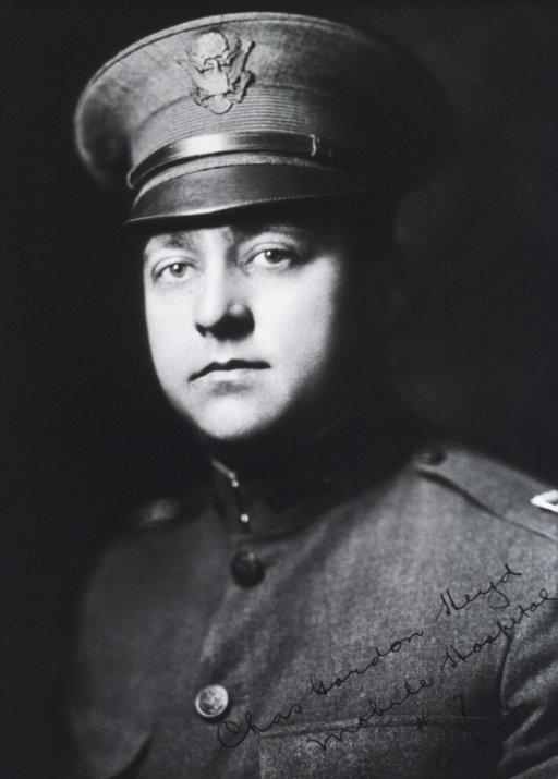 <p>Head and shoulders; front pose, in uniform.</p>