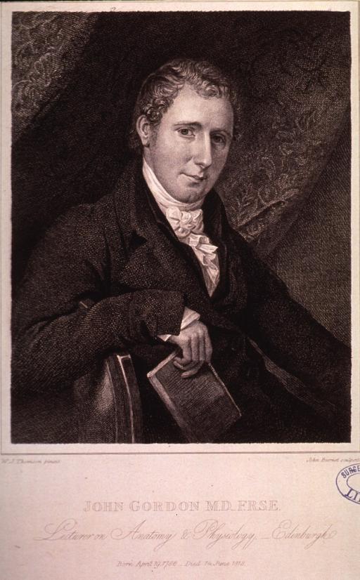 <p>Half-length, right pose, full face; seated; arm over back of chair; holding book.</p>