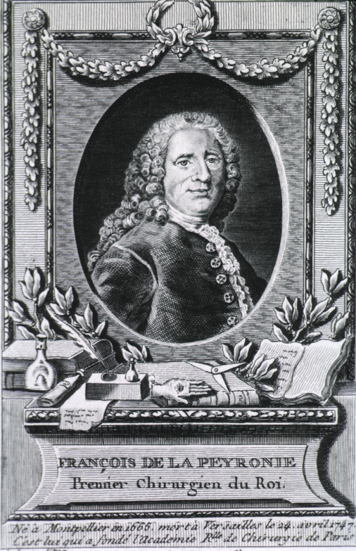<p>Head and shoulders, right pose, full face; in oval with frame; open book and other objects on pedestal in foreground.</p>