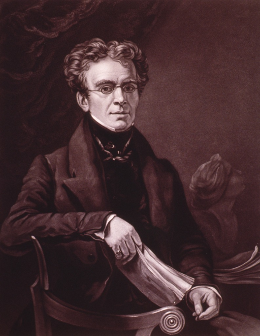 <p>Half-length, seated, right pose.</p>