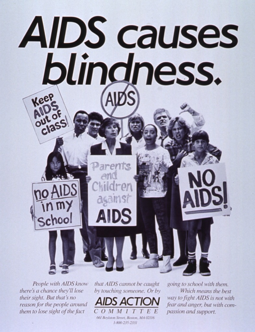 why discriminate against people with aids Young people, those between the ages 13 to 24 are especially affected this age group accounted for accounted for he was expelled from school and constantly taunted and discriminated against hiv/aids does not discriminate it can affect nearly anyone, especially those who are experimenting.