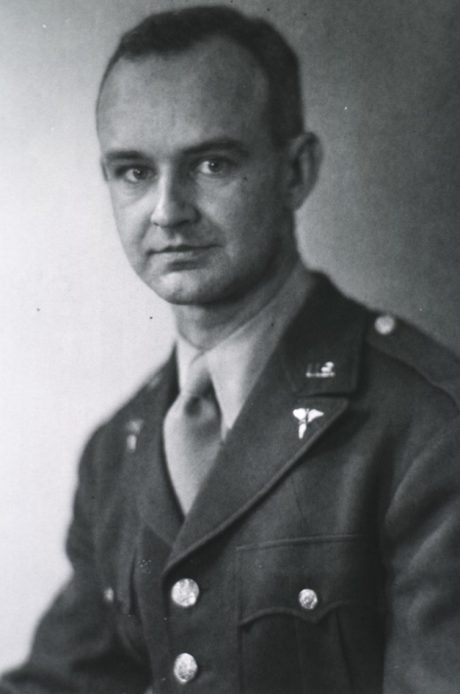 <p>Half-length, left pose, full face; wearing uniform.</p>
