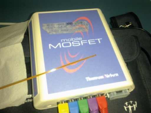 Mobile MOSEFT system.