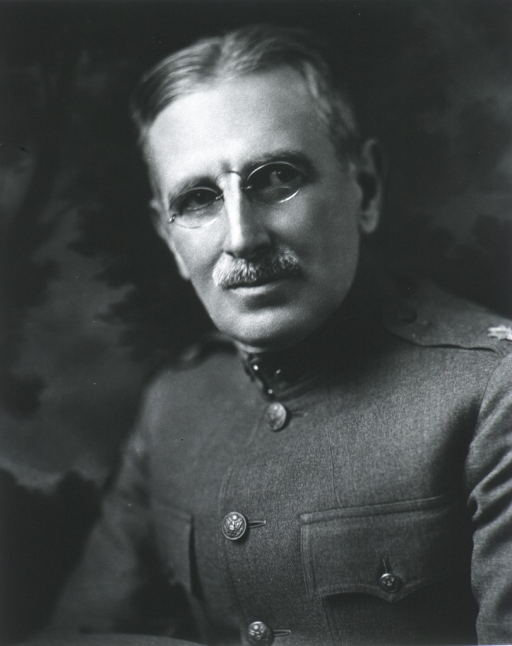 <p>Head and shoulders, left pose, full face, wearing uniform.</p>