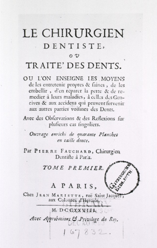 <p>Text to title page.</p>