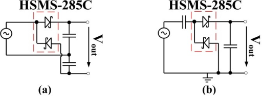 circuit diagram of voltage doubler   a  delon doubler a