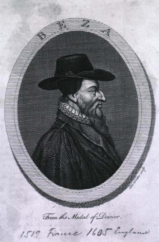 <p>Half-length, right profile, wearing large black hat.</p>