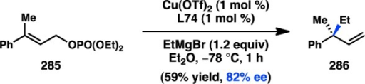 Preparation of All-Carbon QuaternaryCenters by Asymmetric AllylicAlkylation