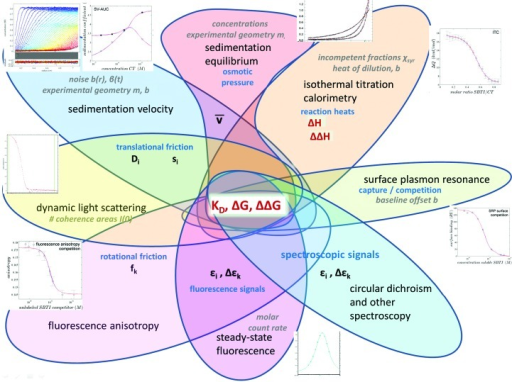 Venn Diagram Of Different Biophysical Methods That Can Open I