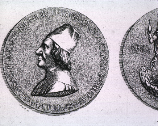 <p>Medallion, obverse and reverse.</p>
