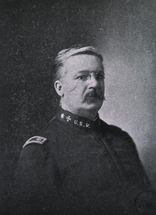 <p>Head and shoulders, right pose, wearing uniform.</p>