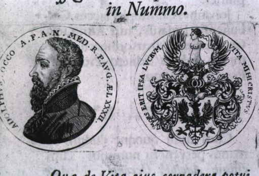 <p>German physician and numismatist.</p>
