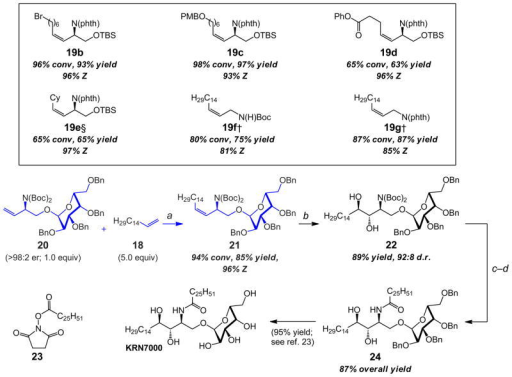cross metathesis 1 1 disubstituted olefins Chapter 3 chemoselective conjugated diene cross-metathesis  1,1-disubstituted olefins) do not react efficiently in cm  was the only cross-metathesis product .
