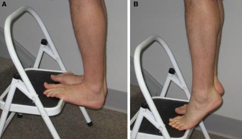 Tibialis anterior strengthening