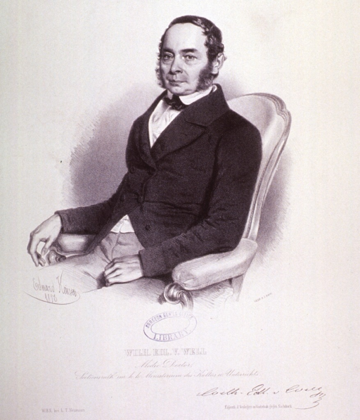 <p>Seated in arm chair; hands showing; left pose.</p>