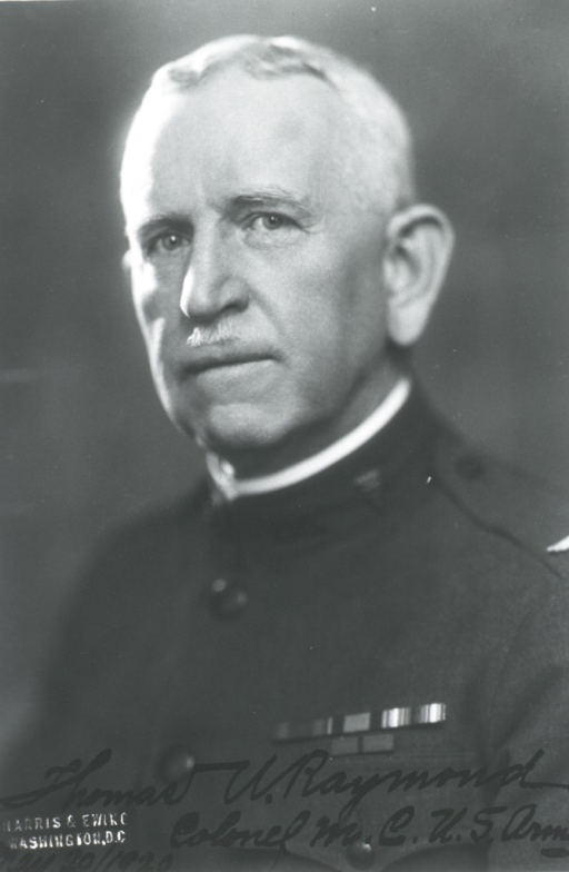 <p>Head and shoulders, left pose; in uniform, Col., M.C., U.S. Army.</p>