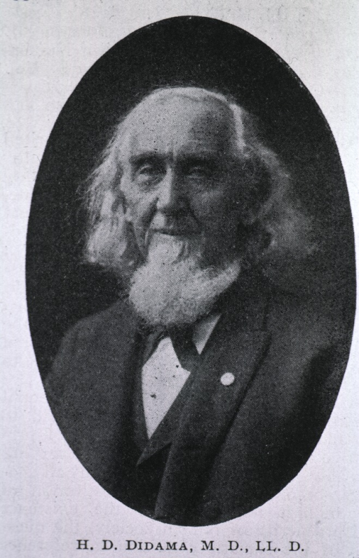 <p>Half-length, front pose, as an old man.</p>