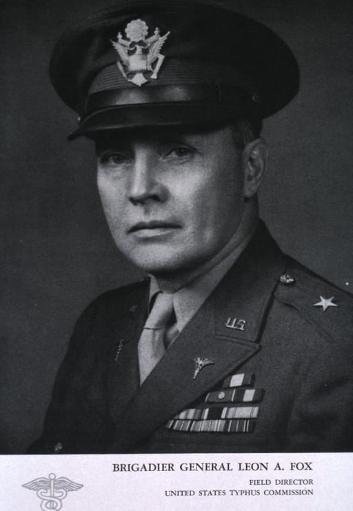 <p>Head and shoulders, left pose, full face, wearing uniform (Brigadier General).</p>
