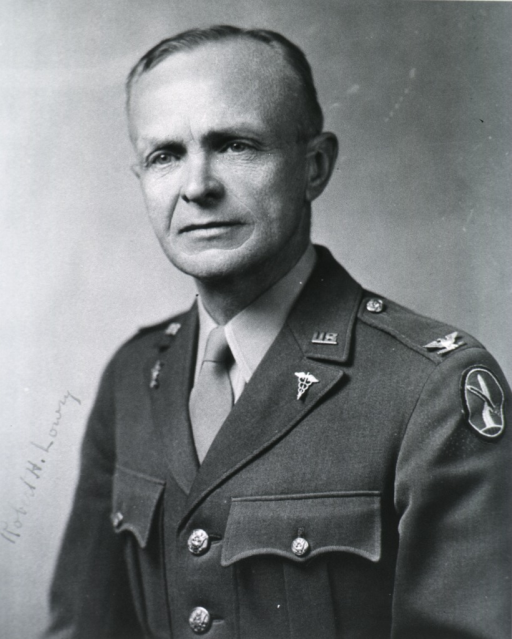 <p>Head and shoulders, full face, uniform, colonel.</p>