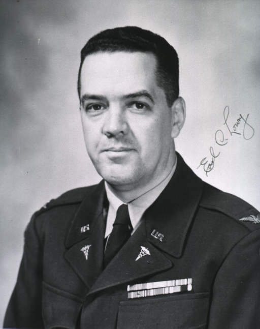 <p>Head and shoulders, full face, uniform, Col. Med. Corps.</p>