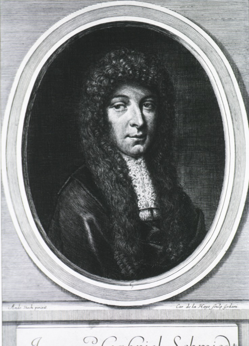 <p>Head and shoulders, right pose, long curls; in oval on base; line background.</p>