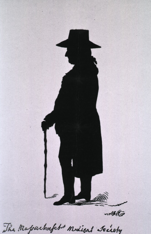 <p>Standing with cane, left pose.</p>