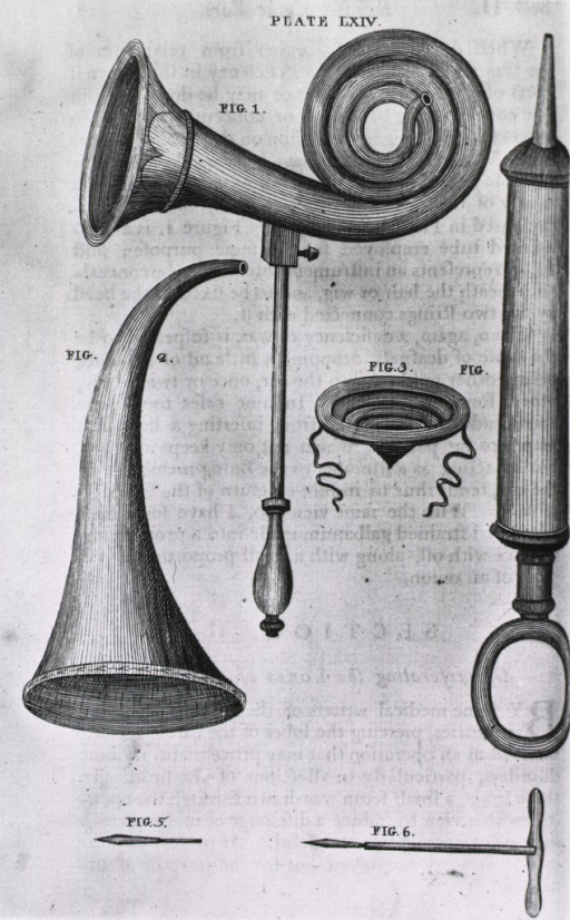 <p>Instruments used for treatments for ear disorders.</p>