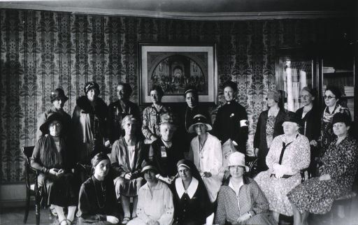 <p>View of many of the board members.</p>