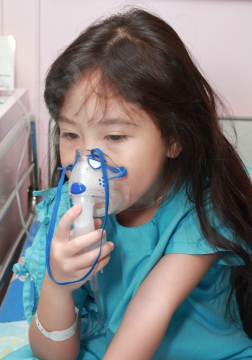 Emergency department visits can turn into hospital stays for asthma patients.© Phaitoon Sutunyawatchai/Shutterstock.com