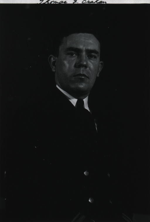 <p>Half-length, full face, body to right, wearing USPHS uniform.</p>
