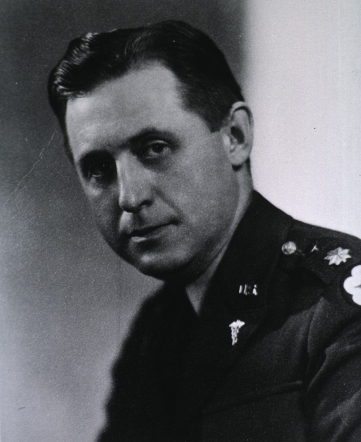 <p>Head and shoulders, face front, wearing uniform.</p>