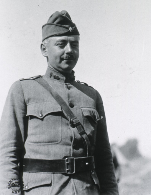 <p>Half-length, right pose, full face; wearing uniform.</p>