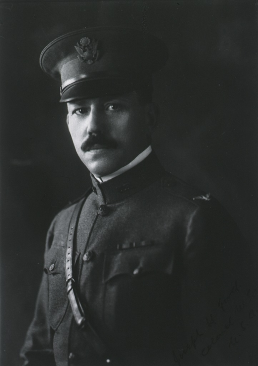 <p>Half-length, left pose, wearing uniform (Colonel, Med. Corps.).</p>