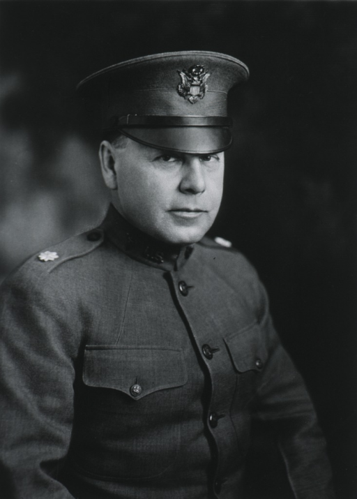 <p>Half length, right pose; in uniform, Col., M.C.</p>