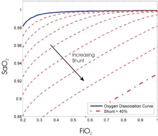 Pin Oxygen Dissociation Curve Is A Graph That Shows The ...